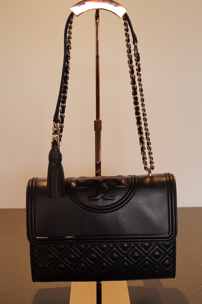 Tory Burch Fleming laukku 505eur