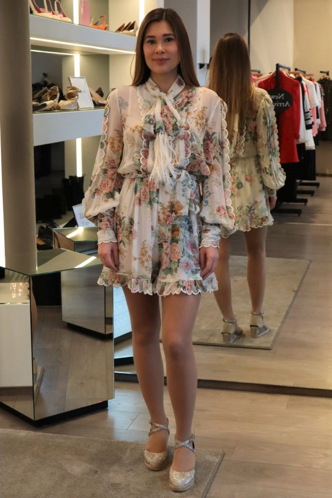 Zimmermann playsuit 855eur